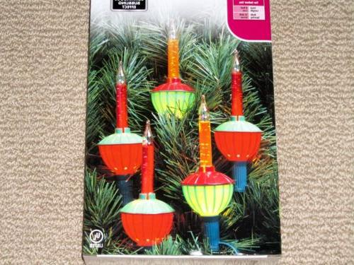 NEW Light of 7 Vintage-Like Christmas Lights