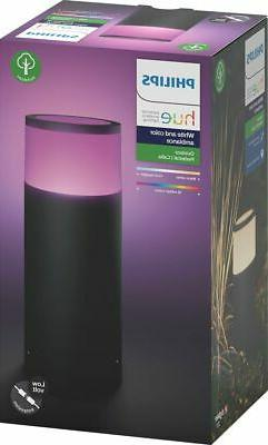 Philips Hue Calla White & Color Ambiance Outdoor Smart Pathw