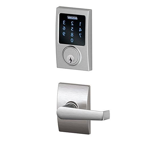 connect century touchscreen deadbolt