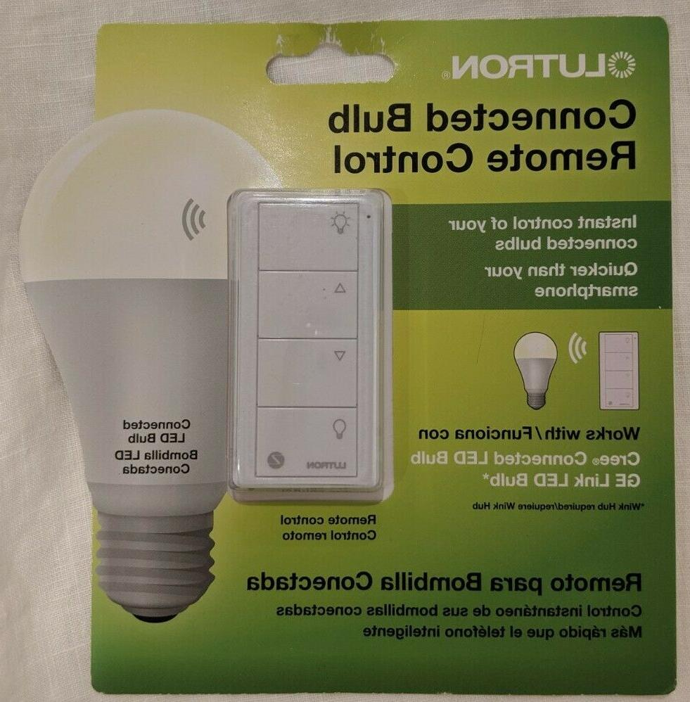 connected bulb remote control new sealed free