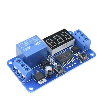 DC 12V LED Display Switch Module Automation