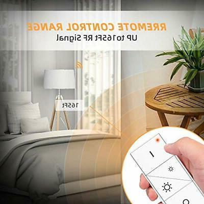 Dimmable Bulbs Ankuoo,Remote Bulb,Wireless