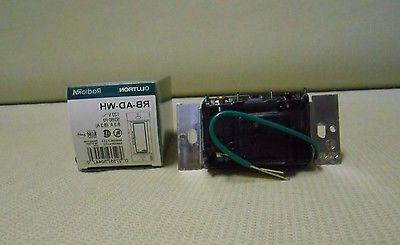 Lutron Dimmer RB-AD-WH Lighting Home Switch