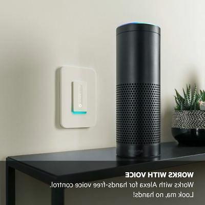 Wemo Dimmer Smart Light Switch
