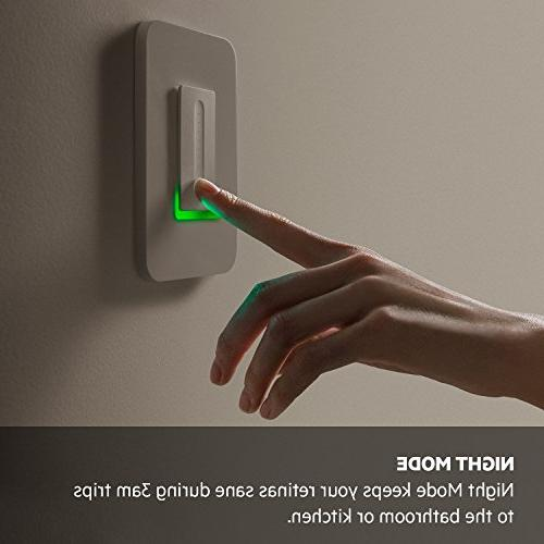 Wemo Dimmer Switch, and