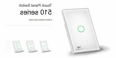MCOHome Touch Switch, Smart
