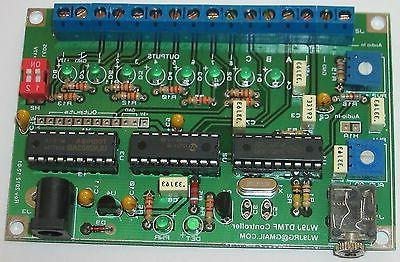 DTMF Controller Repeater Remote Base ICOM Home automation Complete