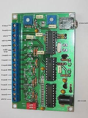 DTMF Controller Remote Base ICOM Home