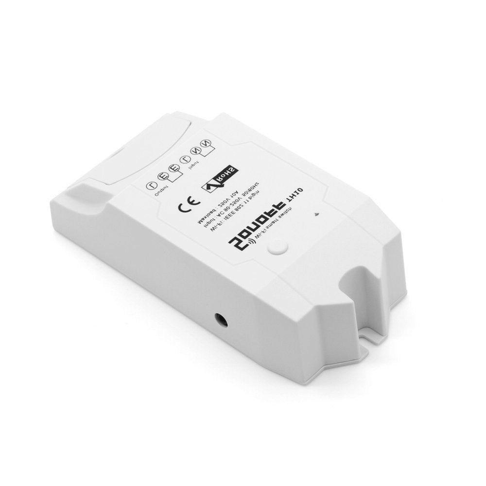 dual channel wifi smart home smart switch