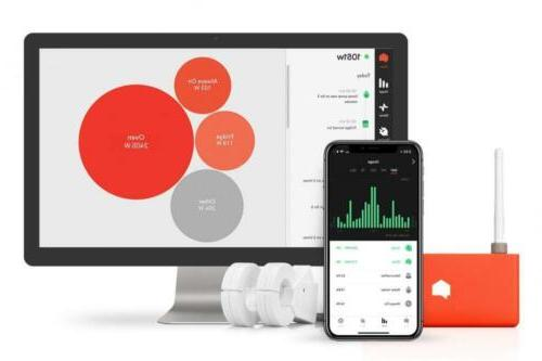 energy monitor electricity usage monitor to track