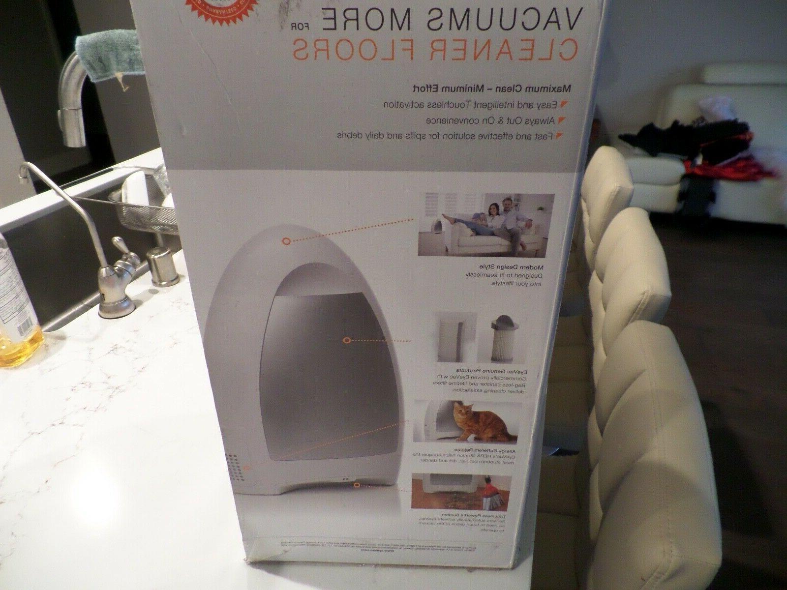 Eye-Vac Home Vacuum MODEL# NEW