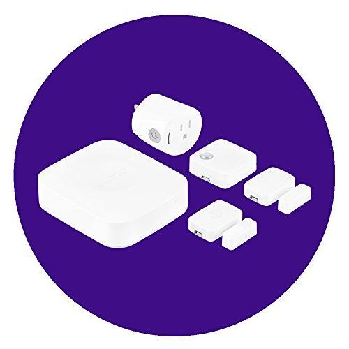 Samsung Home Monitoring White