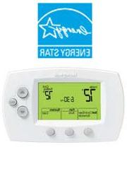 HONEYWELL FOCUSPRO PROGRAMMABLE THERMOSTAT 5-1-1 th6220d1002