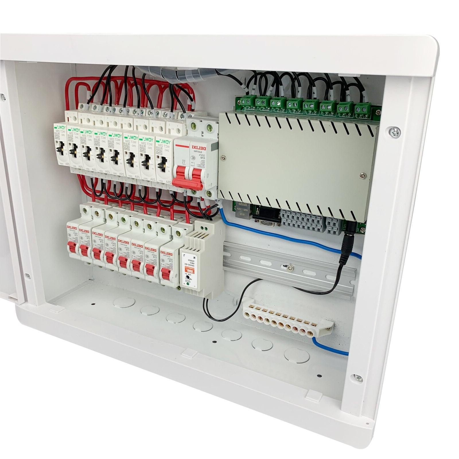 <font><b>Electric</b></font> Distribution Box Unit Board Rack For <font><b>Equipment</b></font> Smart <font><b>Home</b></font> Module