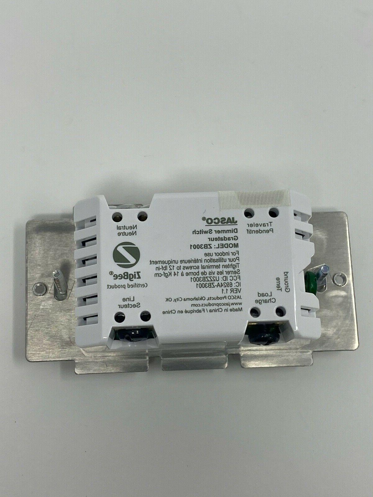GE In-Wall Smart Dimmer LED Rocker
