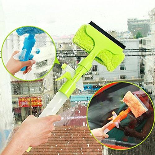 LiPing Cleaner Squeegee Home Car Mirror Shower Glass Cleaning