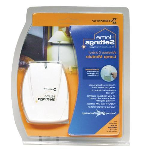 Intermatic Home Settings Wireless Heavy-Duty Plug-In Appliance Module