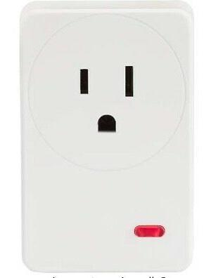 home automation power outlet and zigbee extender