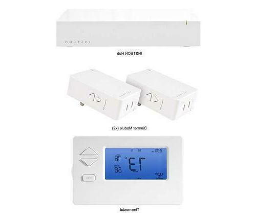 home automation starter combo kit light dimmer