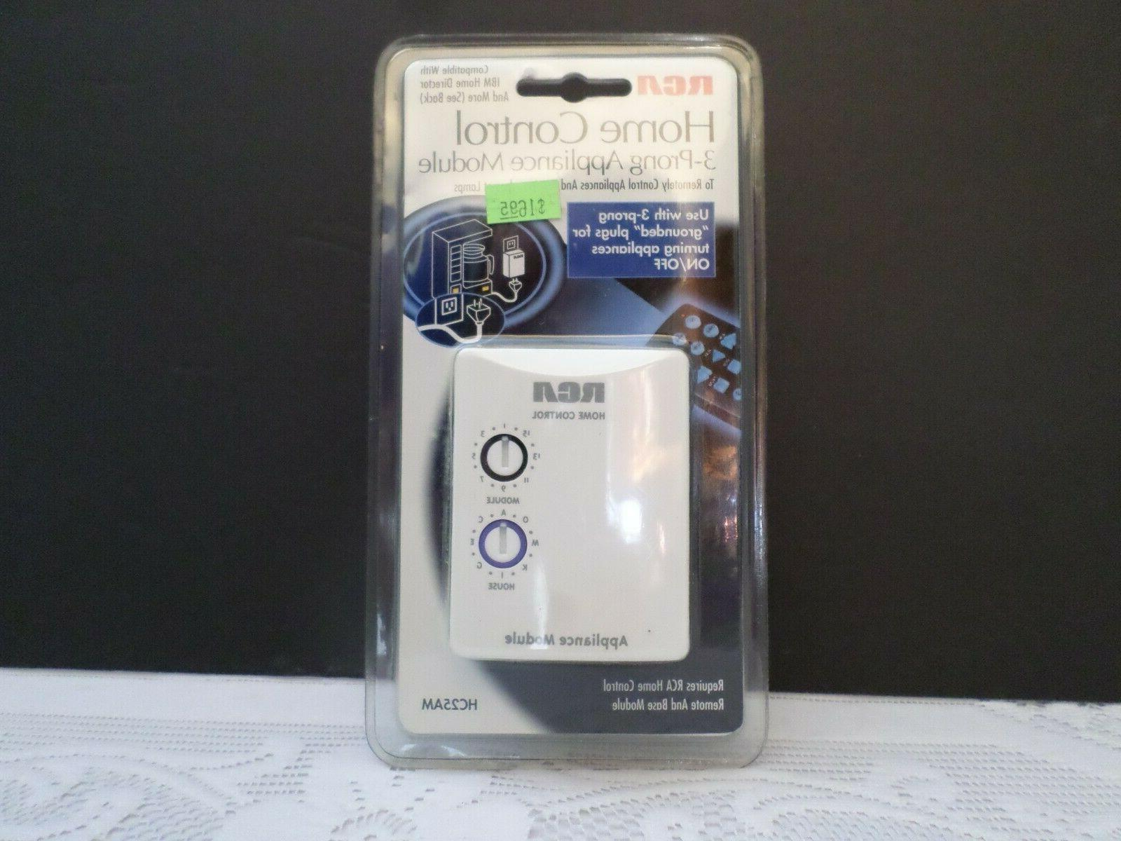 home control 3 prong appliance module hc25am