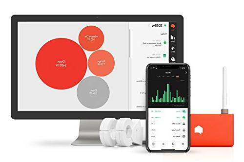 home energy monitor track electricity