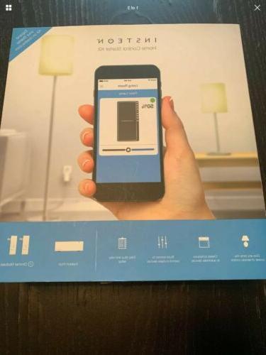 hub home control starter kit
