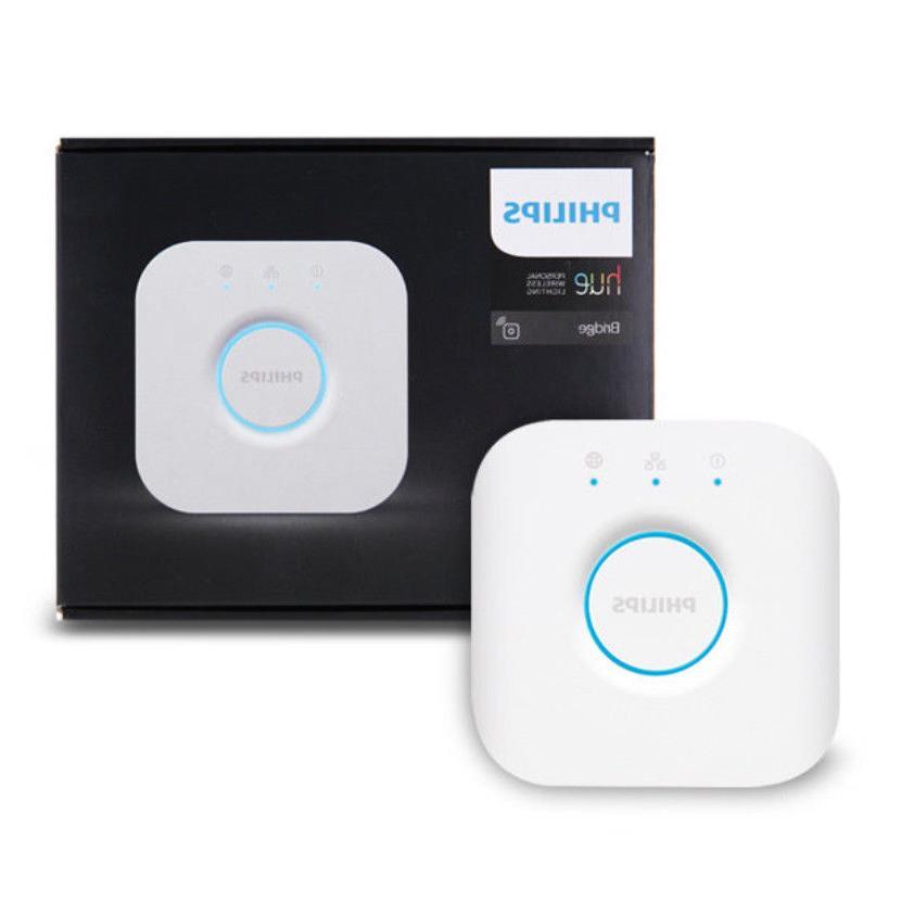 hue 2 0 wireless smart hub led