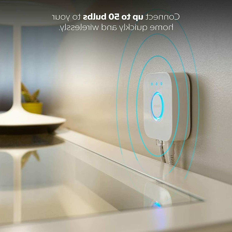 Philips Smart Bridge Hub White Home Automation Light Kit