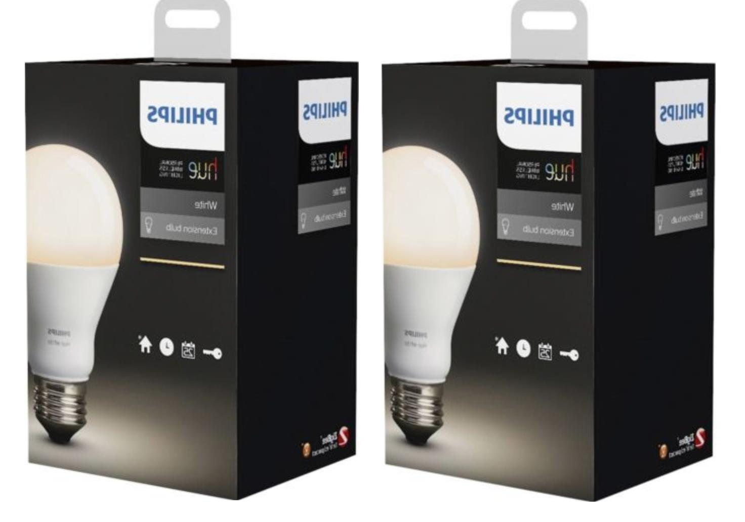 hue white a19 equivalent dimmable