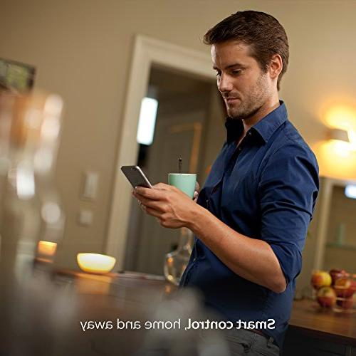 Philips Hue White and Color Equivalent Bulb Kit