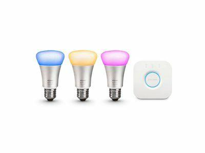 hue white ambiance smart bulb