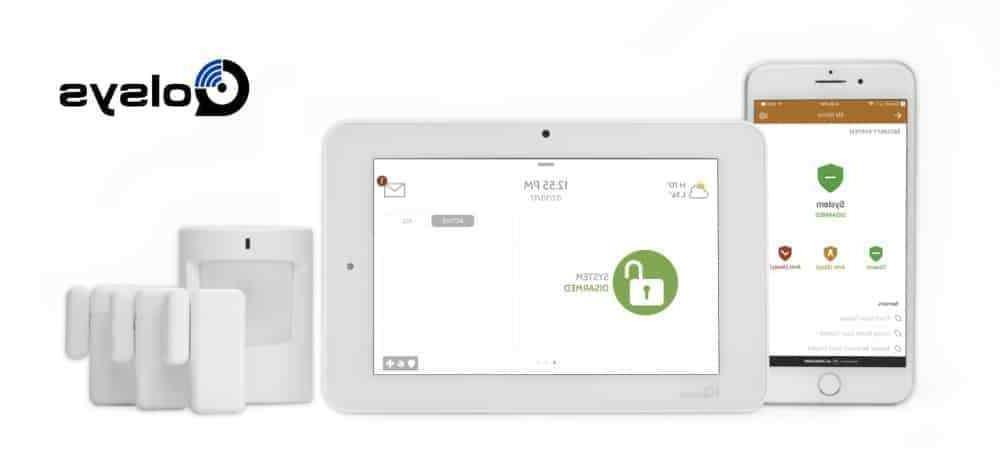 Qolsys Alarm/Home Automation Panel