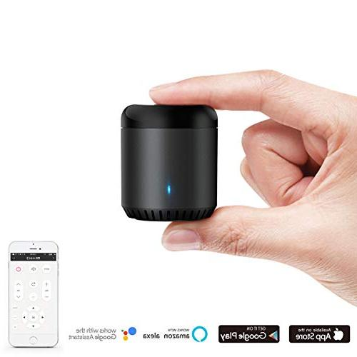 Broadlink Mini3 Bean Universal Remote, + for with All Devices TV, STB, Air Condition, DVD