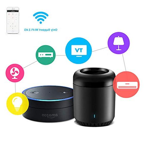 + IR for Home, Compatible with Alexa, All Infrared Condition,