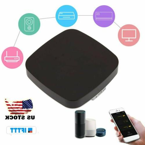 IR+RF Smart Home Automation Wireless Remote iPhone Android