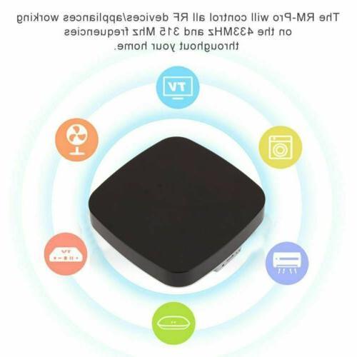 IR+RF Automation Wireless Remote iPhone WIFI MX
