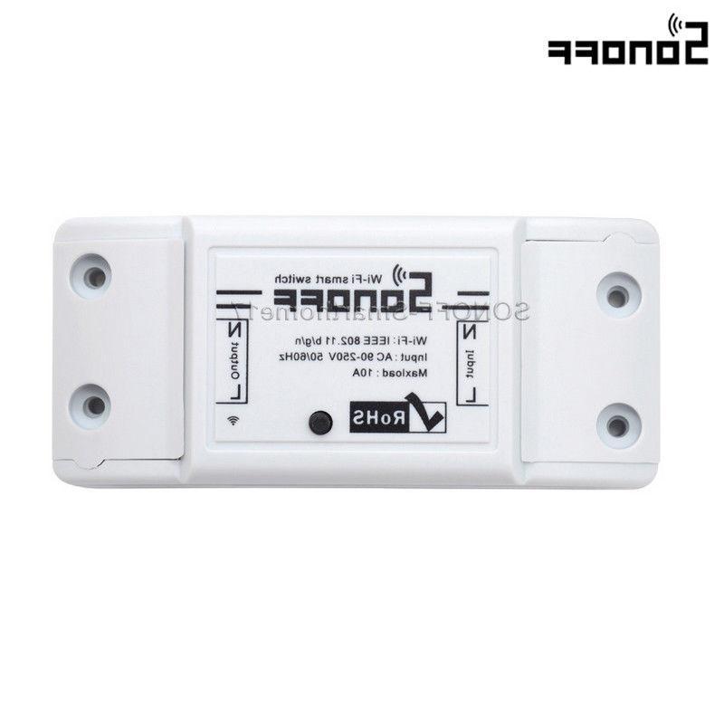 Sonoff Smart WiFi Wireless Fr Apple Control