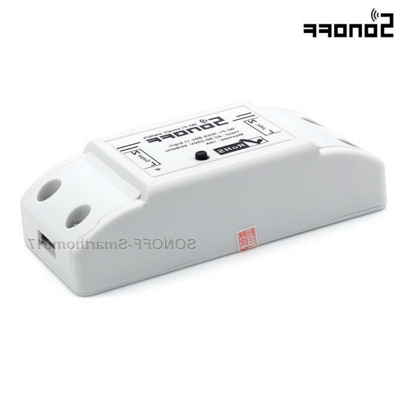 Sonoff ITEAD Smart WiFi Wireless Switch Fr Control