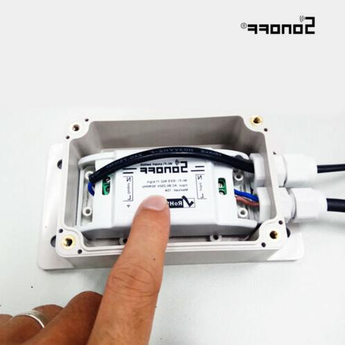 Itead Sonoff Wifi DIY Home Automation Relay Module Controller