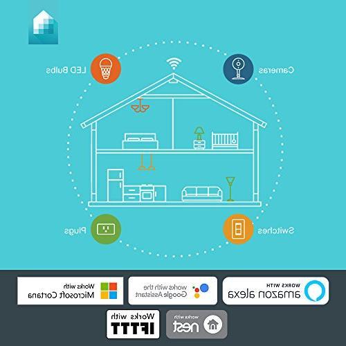 Kasa Smart Light Switch, Dimmer by TP-Link –