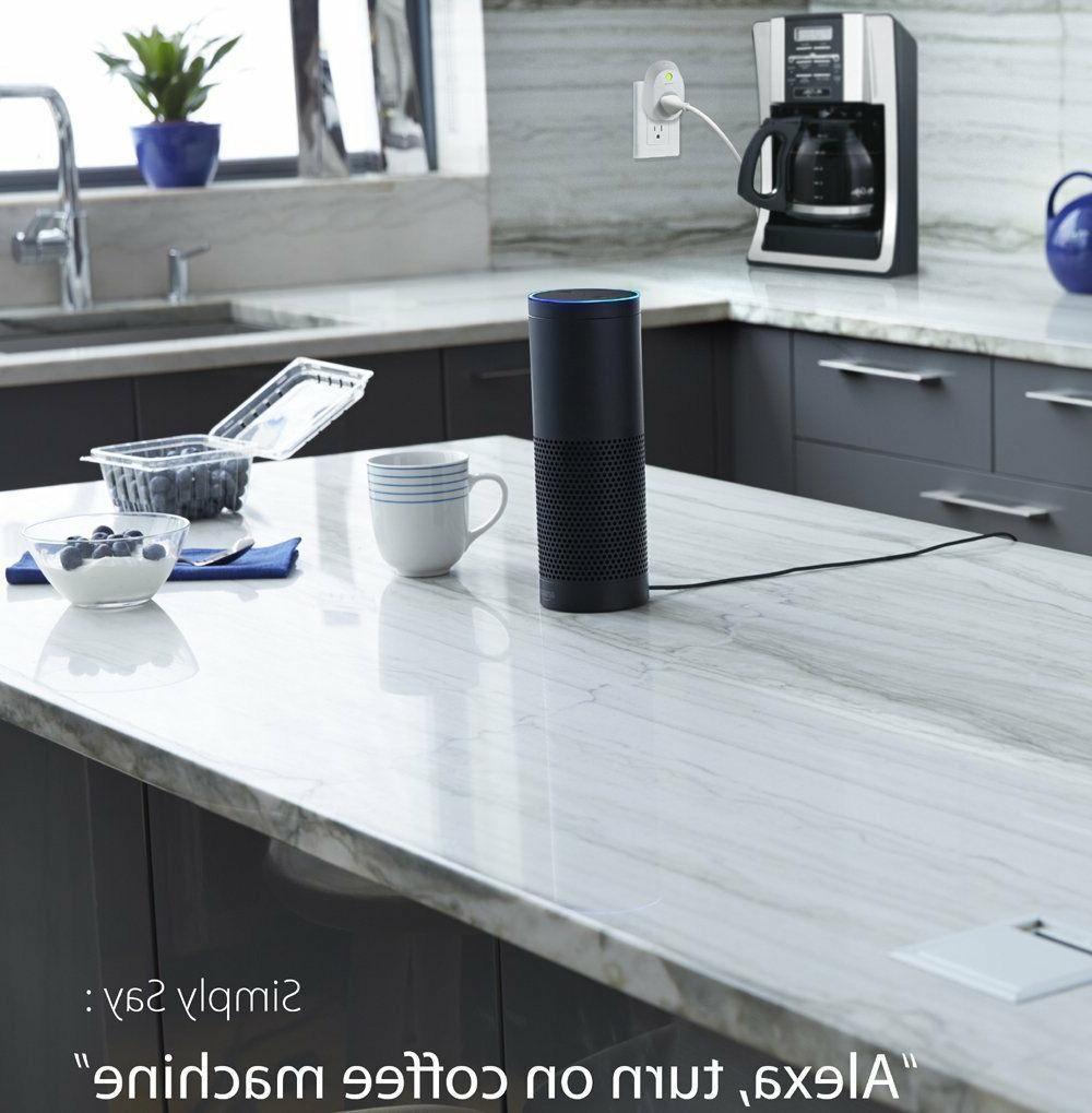 Kasa Smart Home Plug Outlet No Wi-Fi Control Alexa 2-Pack