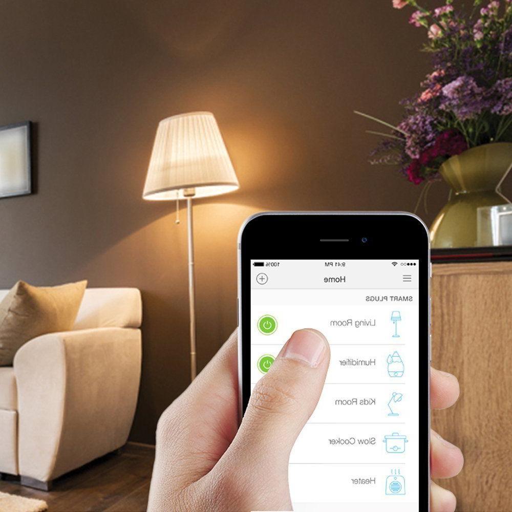 Kasa Wi-Fi Control Devices Alexa