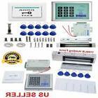 New 1100 LBs Kit Electromagnetic Magnetic Electric Door Lock