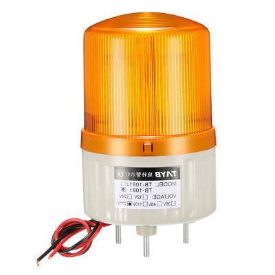 led warning light bulb bright alarm lamp