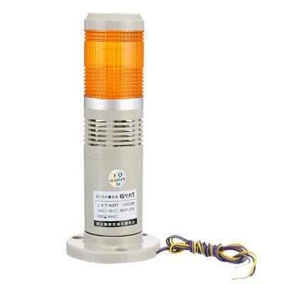led warning light bulb bright signal alarm
