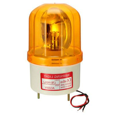 led warning light rotating flashing lamp buzzer