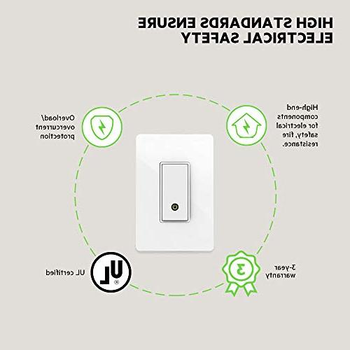 Wemo Light enabled, Works and Google