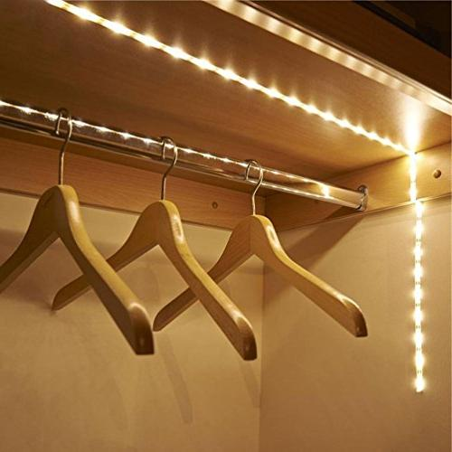 light sensor cabinet soft strip