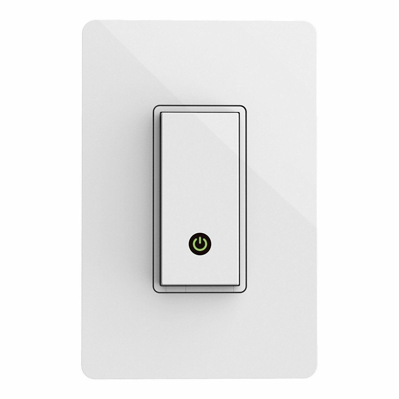 light switch wi fi compatible w alexa