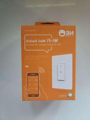 Ankuoo Smart Light Switch and Timer No Hub